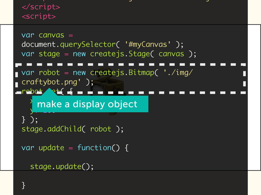 </script> <script> ! var canvas = document.quer...