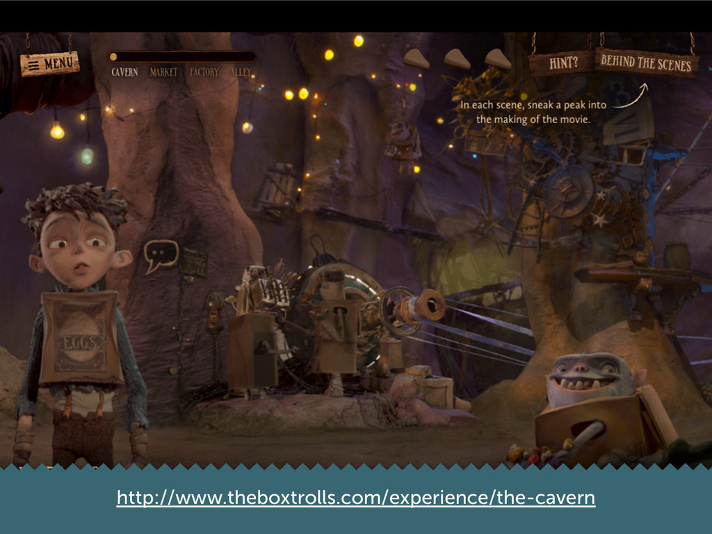 http://www.theboxtrolls.com/experience/the-cave...