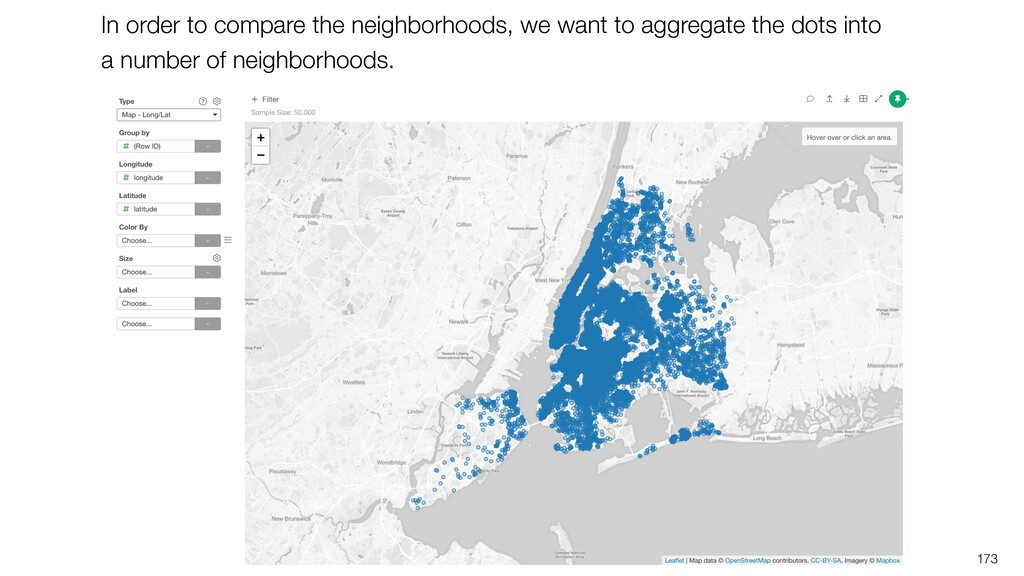 173 In order to compare the neighborhoods, we w...
