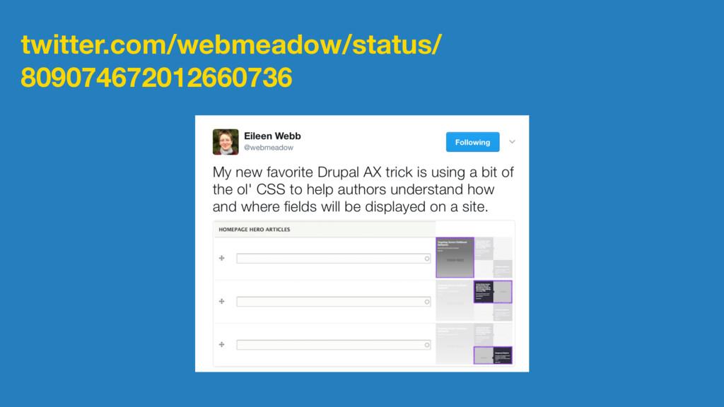 twitter.com/webmeadow/status/ 809074672012660736
