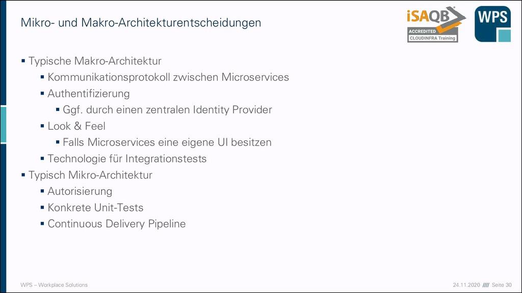 17.09.20 //// Seite 30 WPS – Workplace Solution...