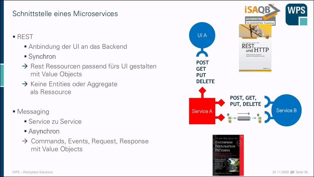 17.09.20 //// Seite 35 WPS – Workplace Solution...