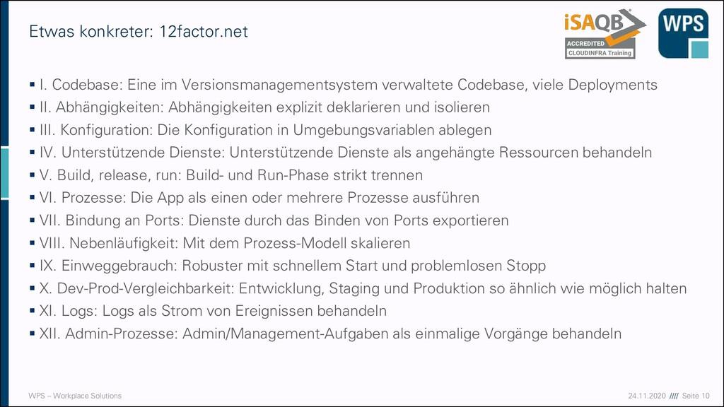 17.09.20 //// Seite 10 WPS – Workplace Solution...
