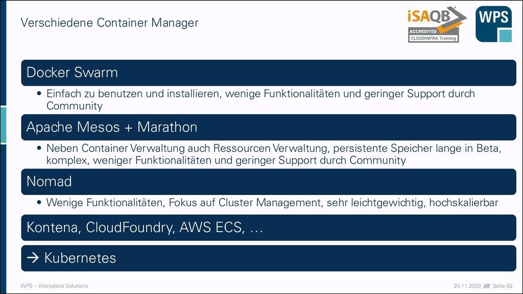 17.09.20 //// Seite 62 WPS – Workplace Solution...