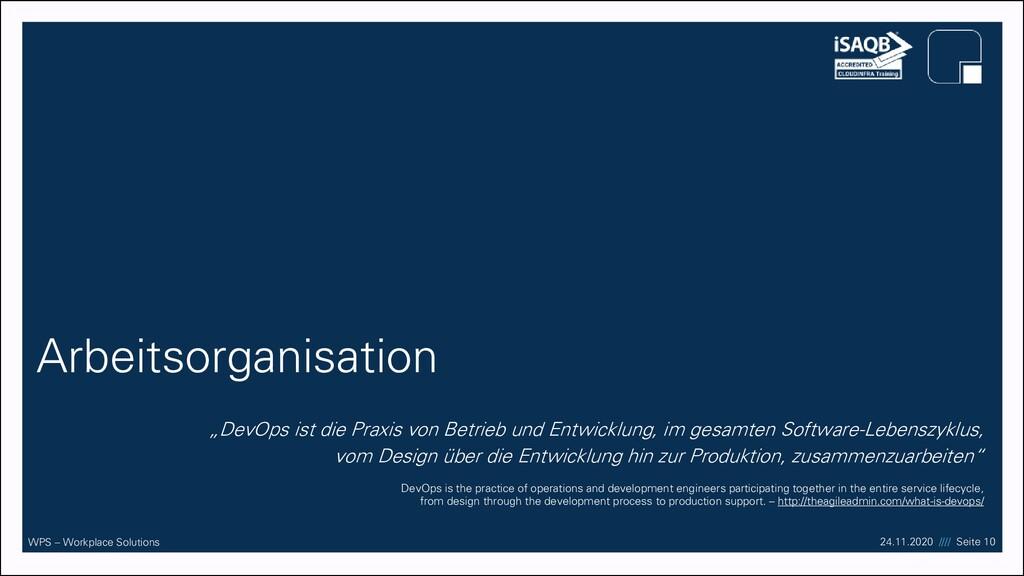 17.09.20 //// Seite 12 WPS – Workplace Solution...