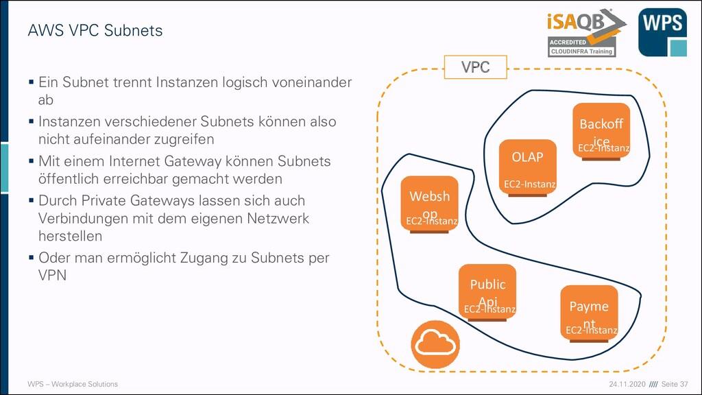17.09.20 //// Seite 37 WPS – Workplace Solution...