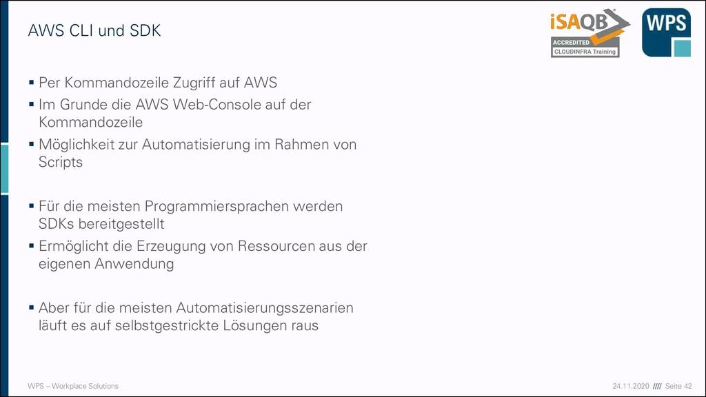 17.09.20 //// Seite 42 WPS – Workplace Solution...