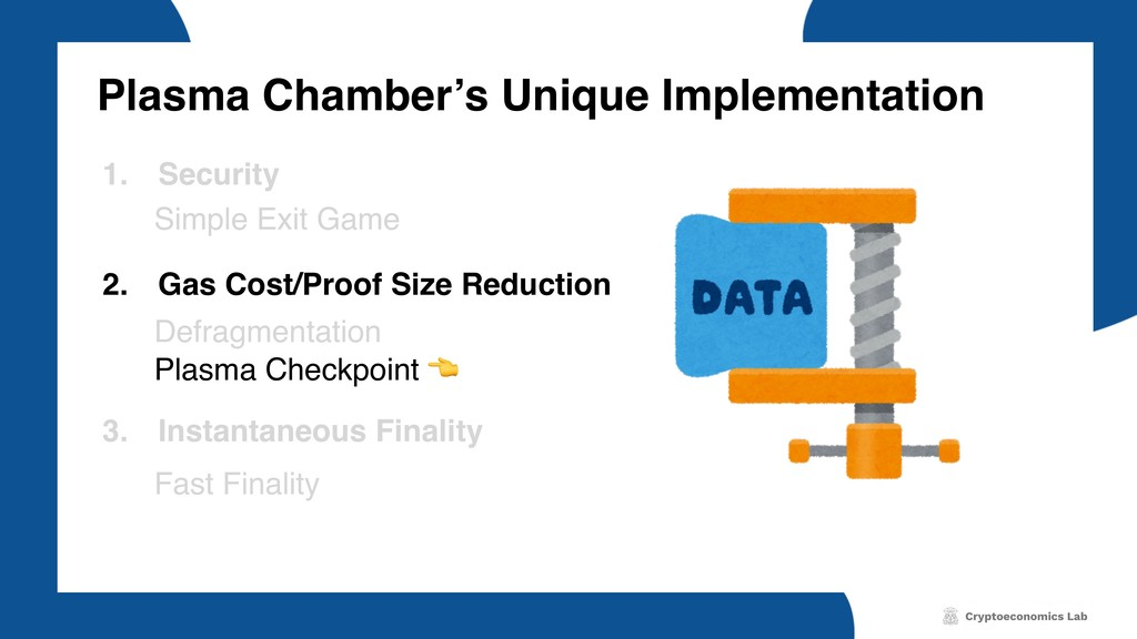 Plasma Chamber's Unique Implementation 1. Secur...
