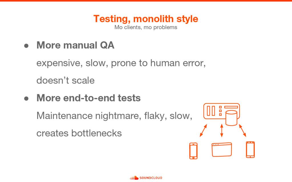 ● More manual QA expensive, slow, prone to huma...