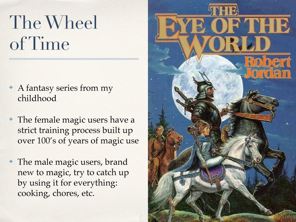 The Wheel of Time ✤ A fantasy series from my ch...