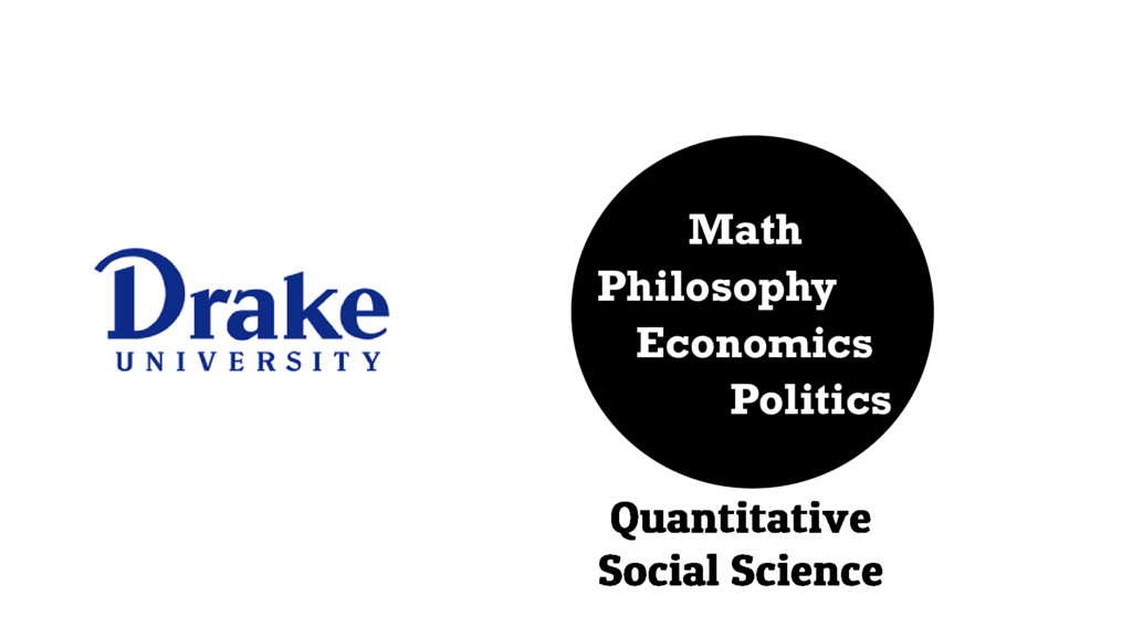 Philosophy Math Economics Politics