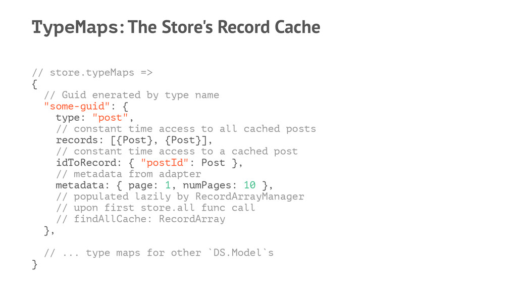 TypeMaps: The Store's Record Cache // store.typ...