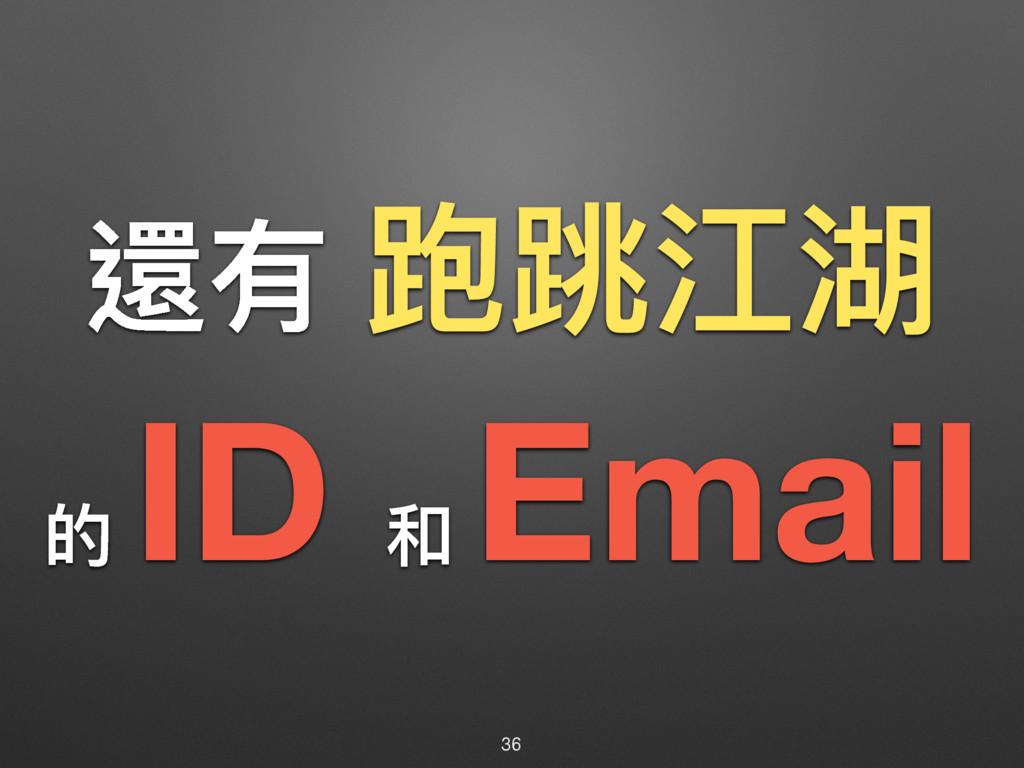 螭磪 ᪒᪡竝 ጱ ID  Email 36