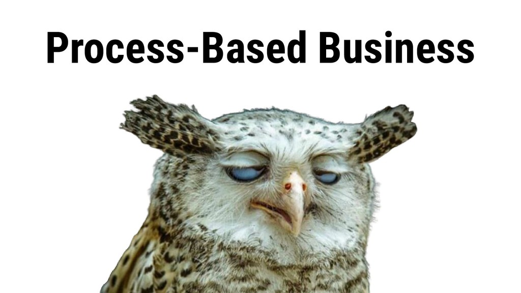 Process-Based Business
