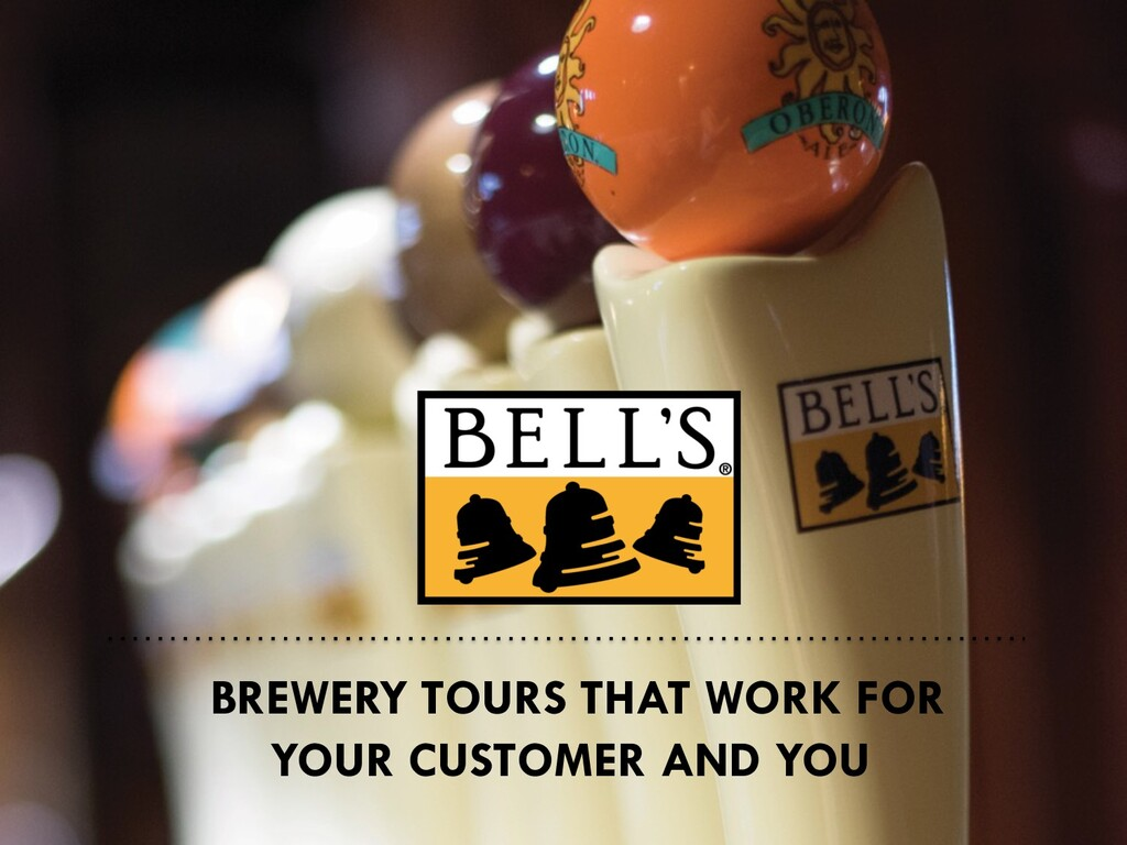 Click to edit Master title style BREWERY TOURS ...