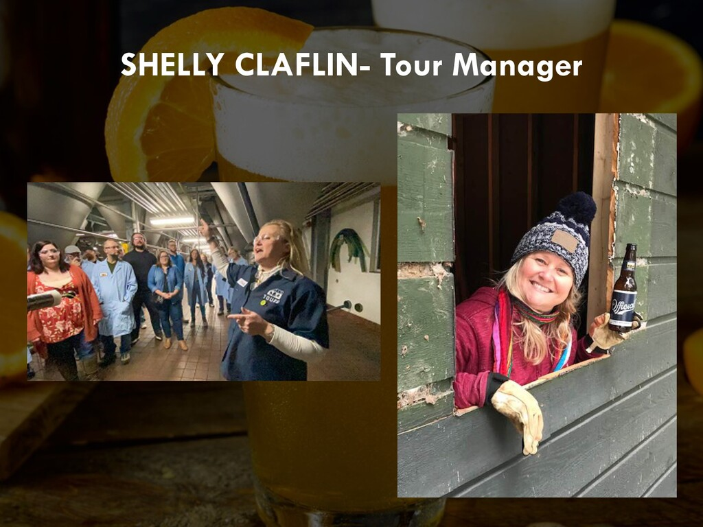 Click to edit Master title style SHELLY CLAFLIN...