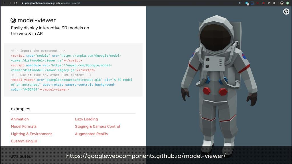 https://googlewebcomponents.github.io/model-vie...