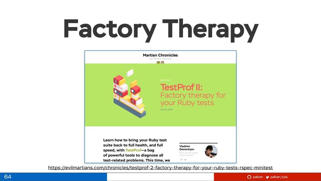palkan_tula palkan Factory Therapy 64 https://e...