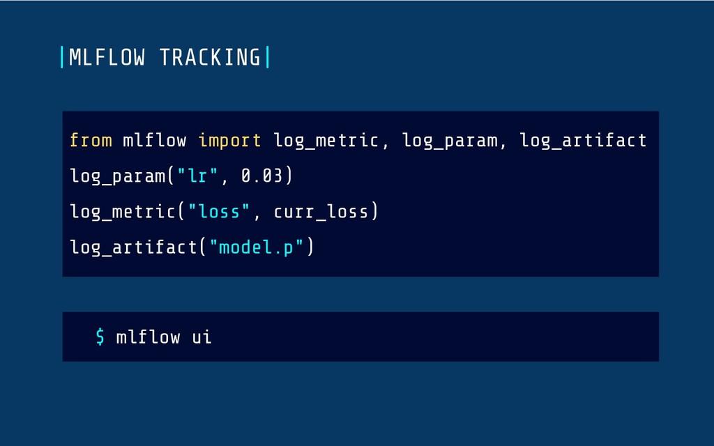 from mlflow import log_metric, log_param, log_ar...