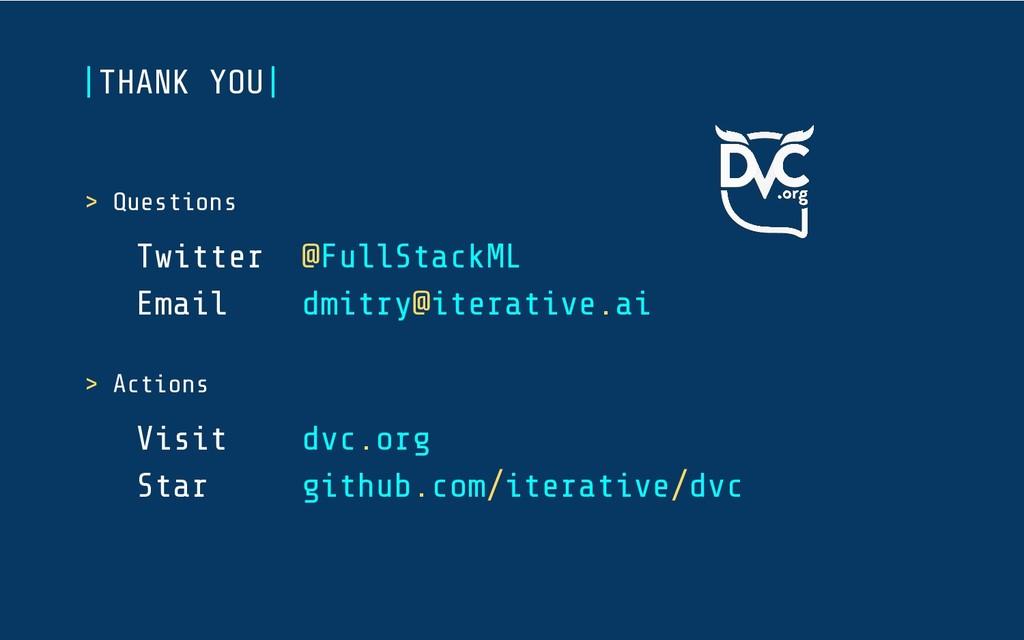> Questions Twitter @FullStackML Email dmitry@i...