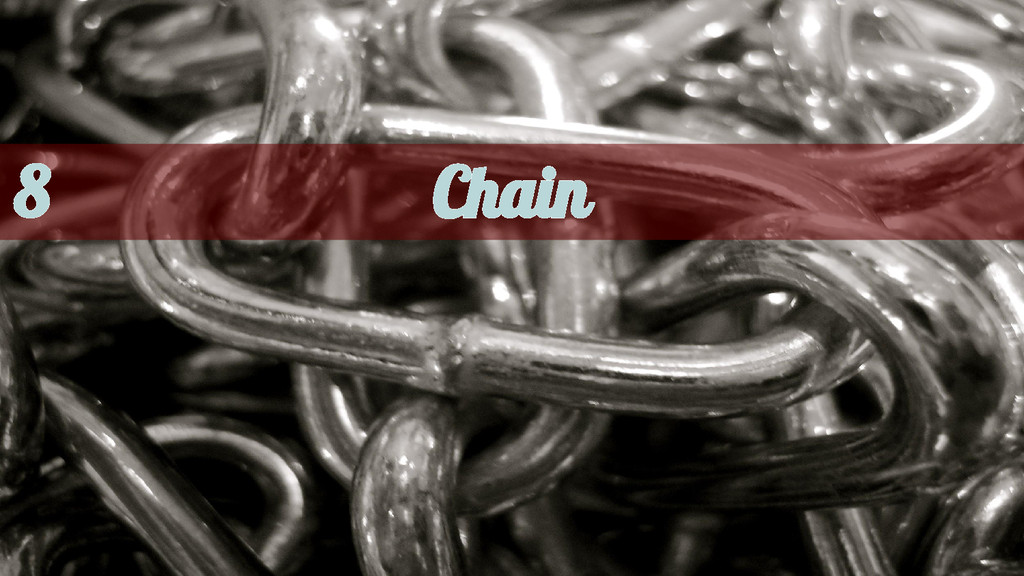 Chain 8