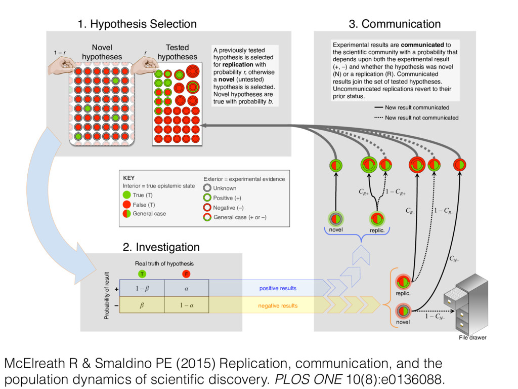 1. Hypothesis Selection Novel hypotheses Tested...