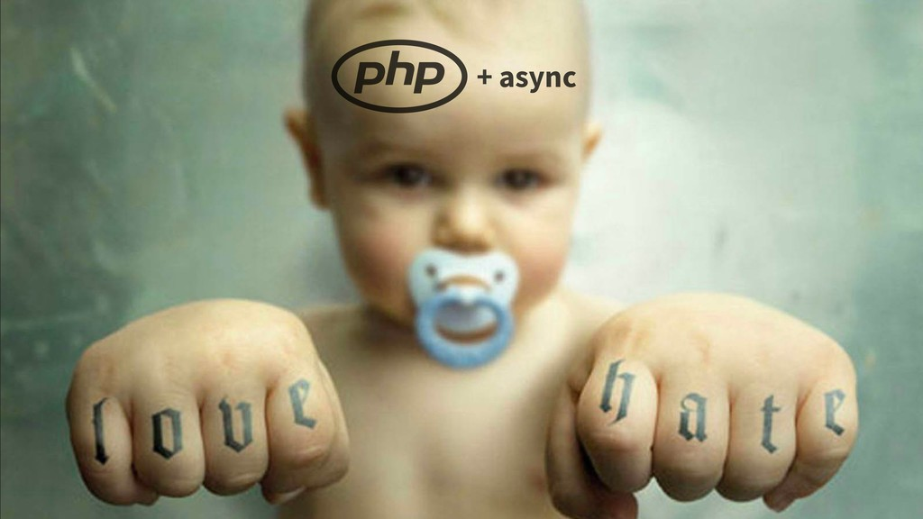 + async
