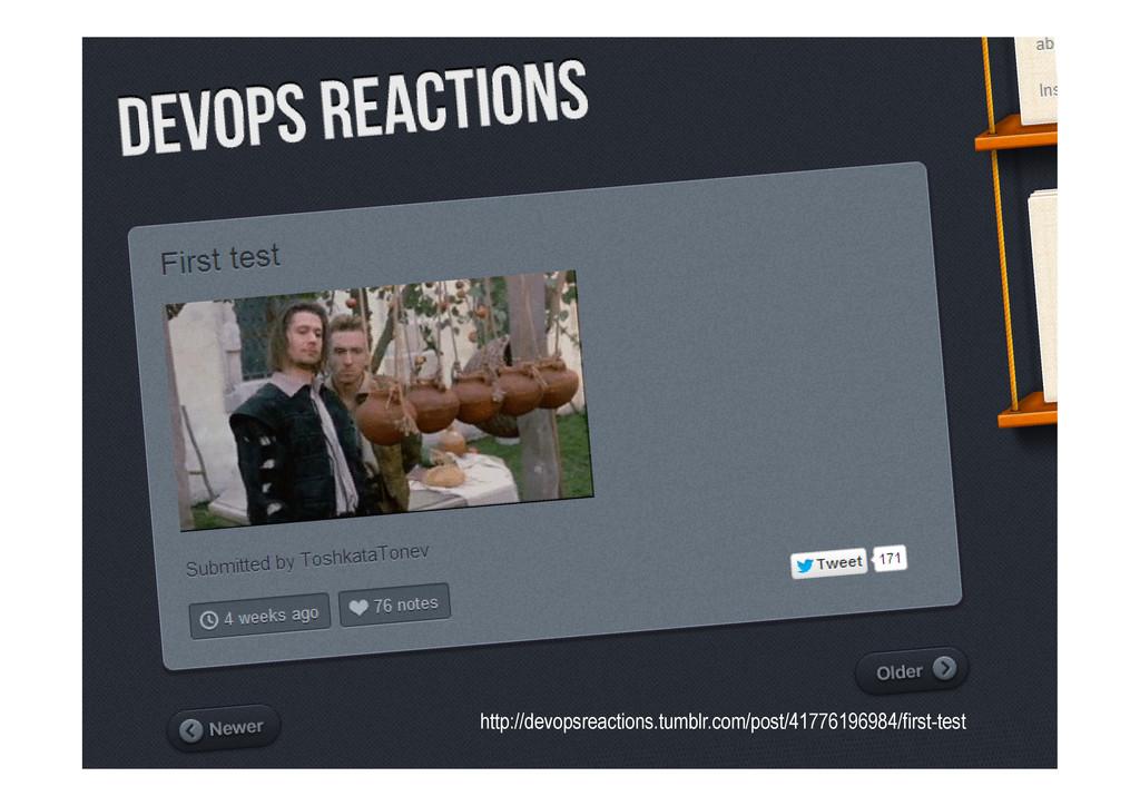 14.11.13 - http://devopsreactions.tumblr.com/po...