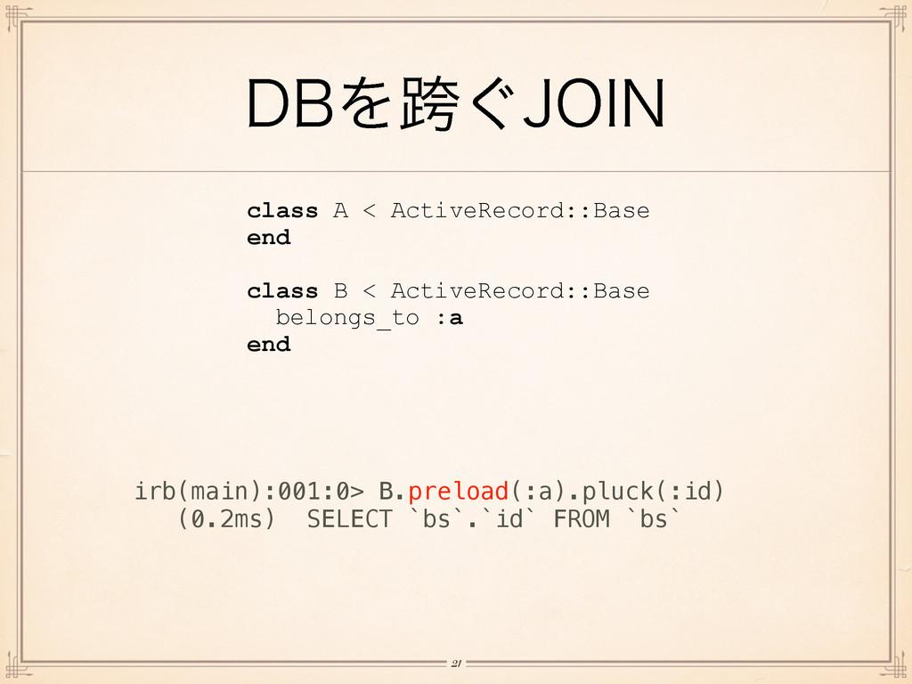 %#Λލ͙+0*/ !21 class A < ActiveRecord::Base end ...