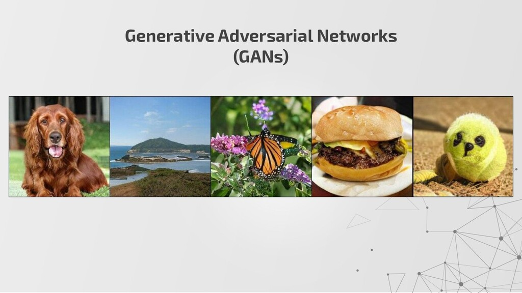 Generative Adversarial Networks (GANs)