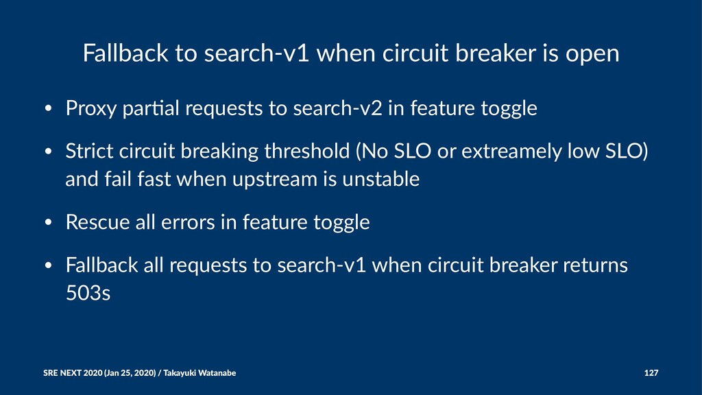 Fallback to search-v1 when circuit breaker is o...