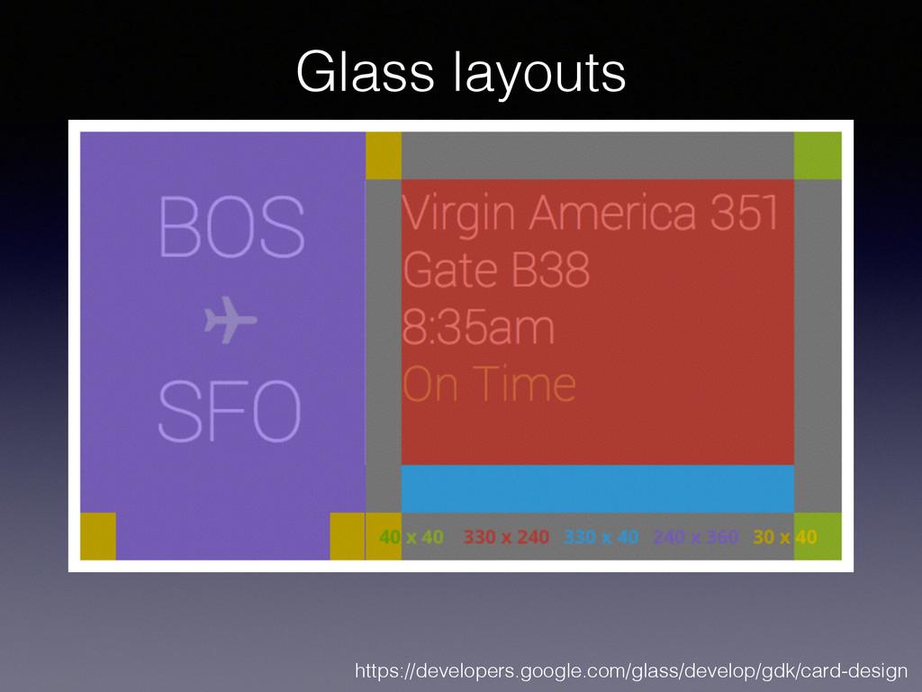 Glass layouts https://developers.google.com/gla...