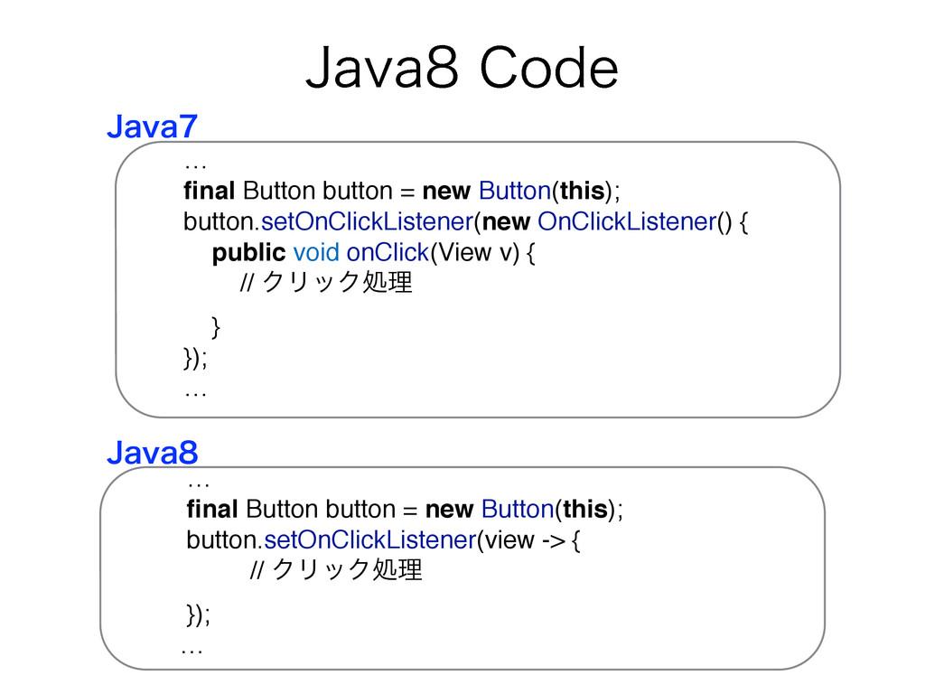 … final Button button = new Button(this); button...