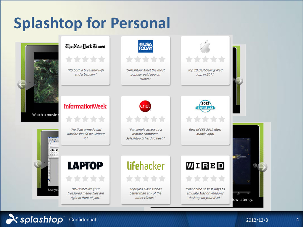 4 Confidential Splashtop for Personal 2012/12/8