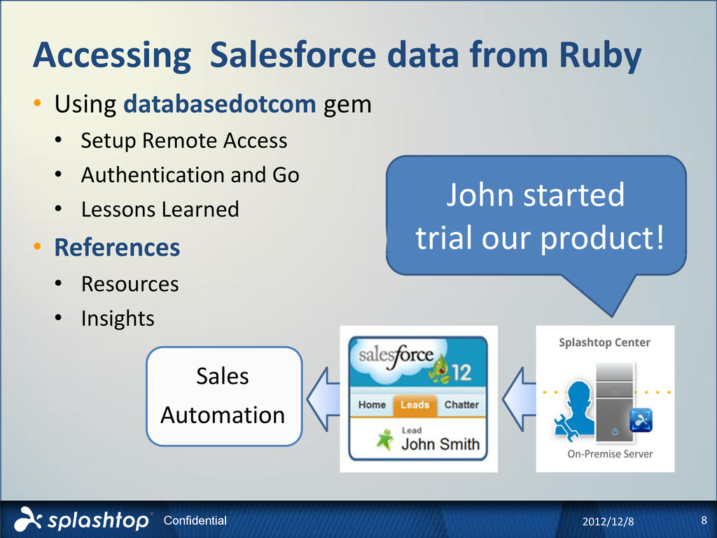 8 Confidential Accessing Salesforce data from R...