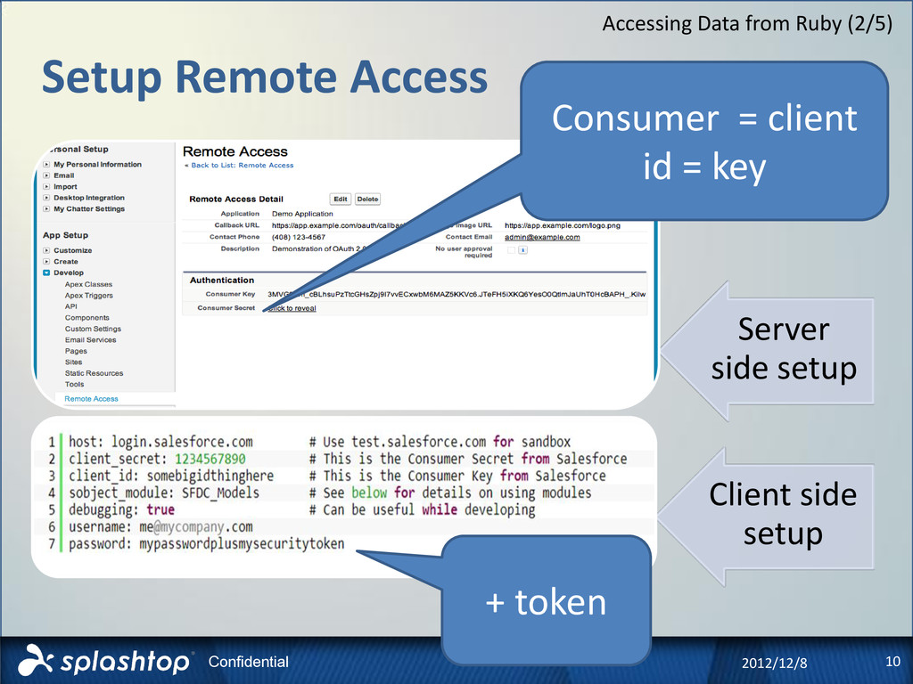 10 Confidential Setup Remote Access 2012/12/8 A...
