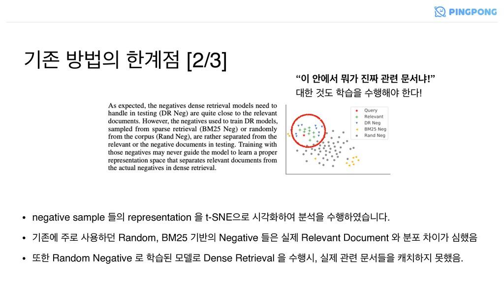 • negative sample ٜ representation ਸ t-SNEਵ۽ द...