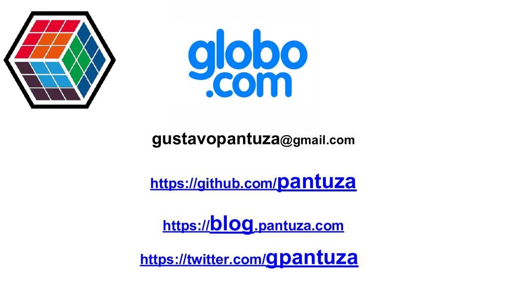 gustavopantuza@gmail.com https://github.com/pan...