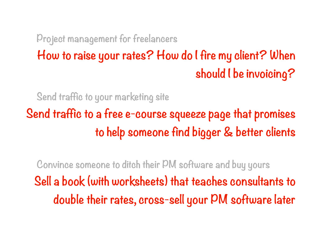 Project management for freelancers How to raise...