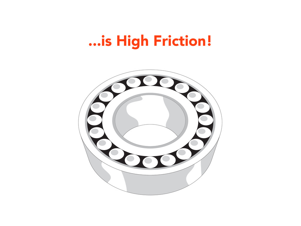 ...is High Friction!