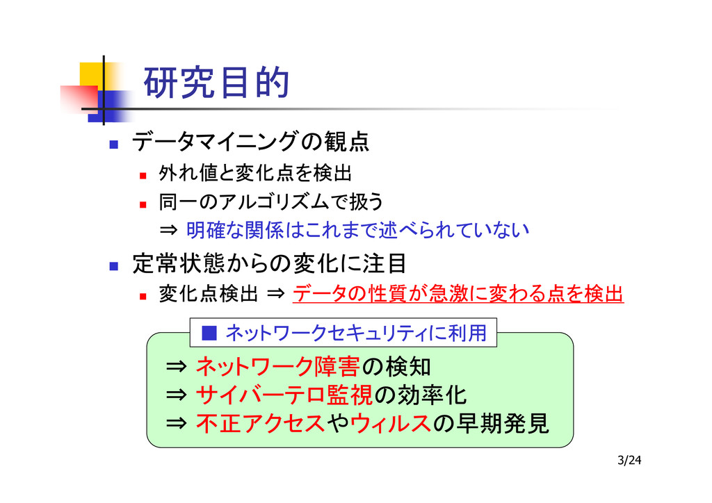 3/24 ⇒ ⇒ ⇒ ⇒ ⇒ ■