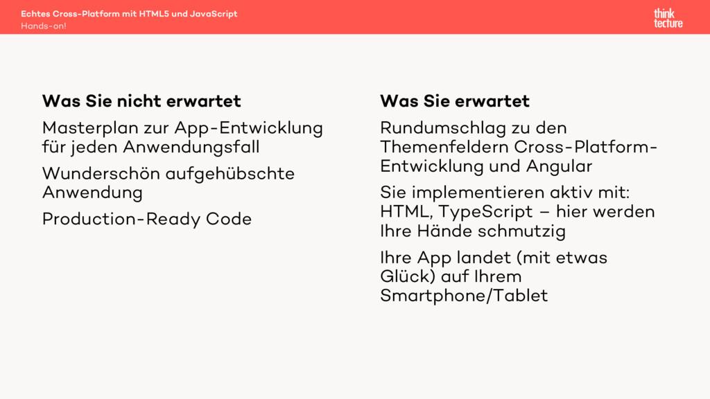 Was Sie nicht erwartet Masterplan zur App-Entwi...