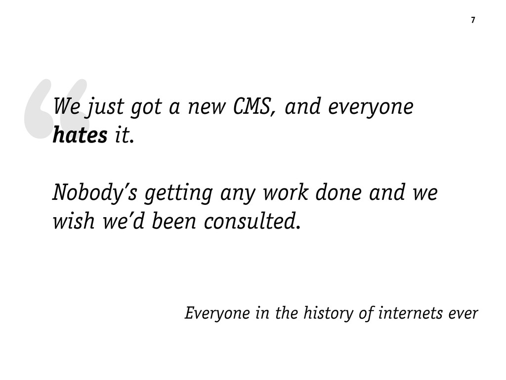""" Everyone in the history of internets ever 7 W..."