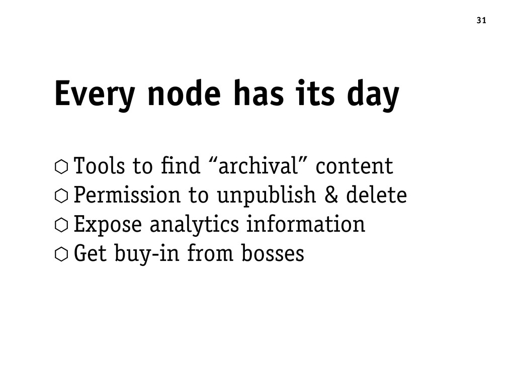 "Every node has its day 31 ⬡ Tools to find ""archi..."