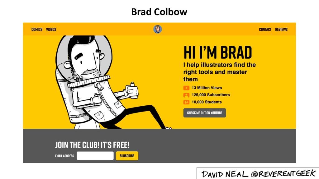 Brad Colbow