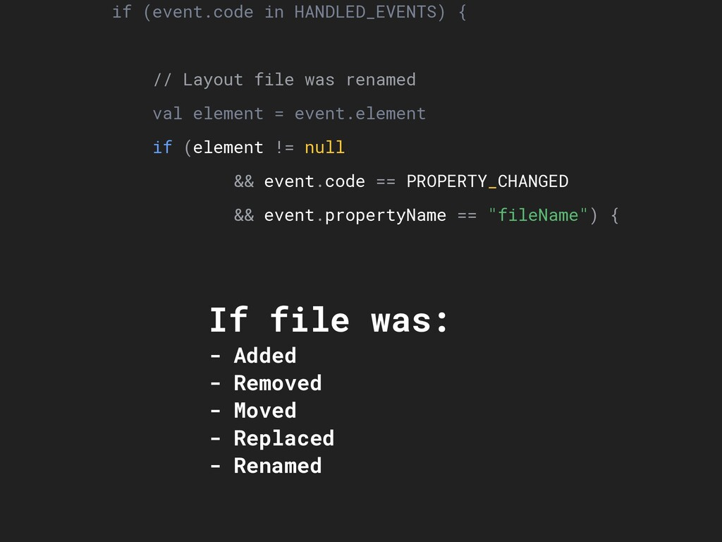 if (event.code in HANDLED_EVENTS) { // Layout f...