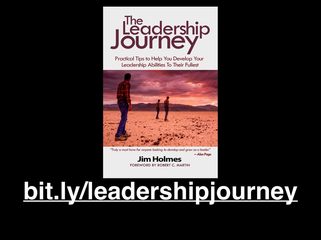 bit.ly/leadershipjourney