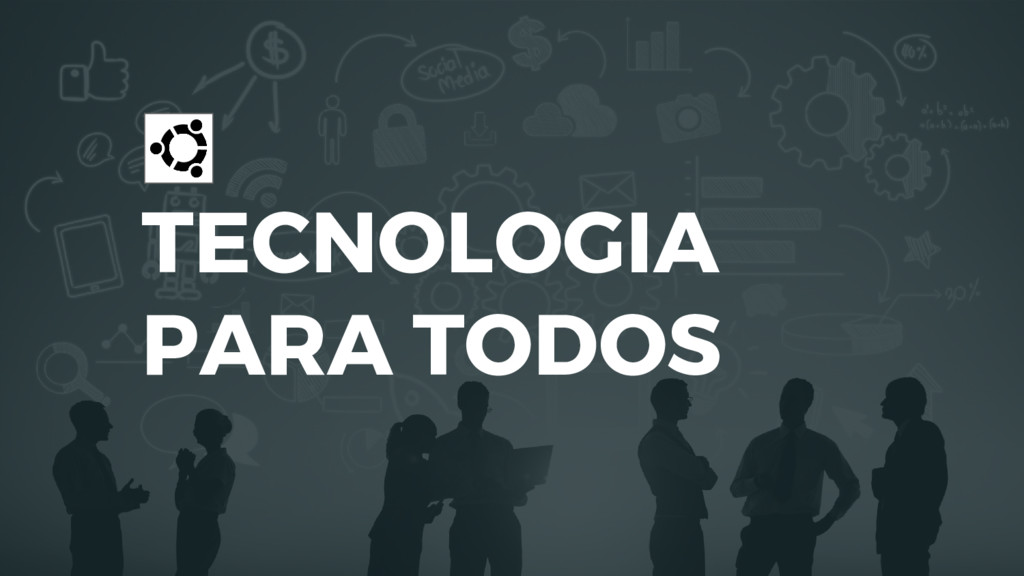 TECNOLOGIA PARA TODOS