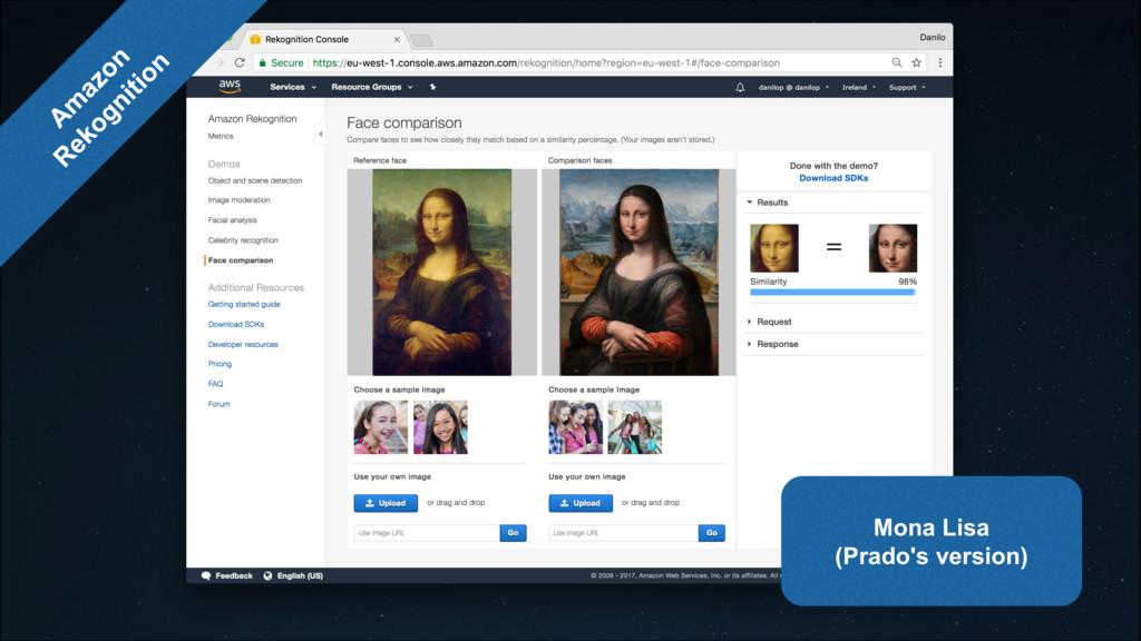 Mona Lisa (Prado's version)