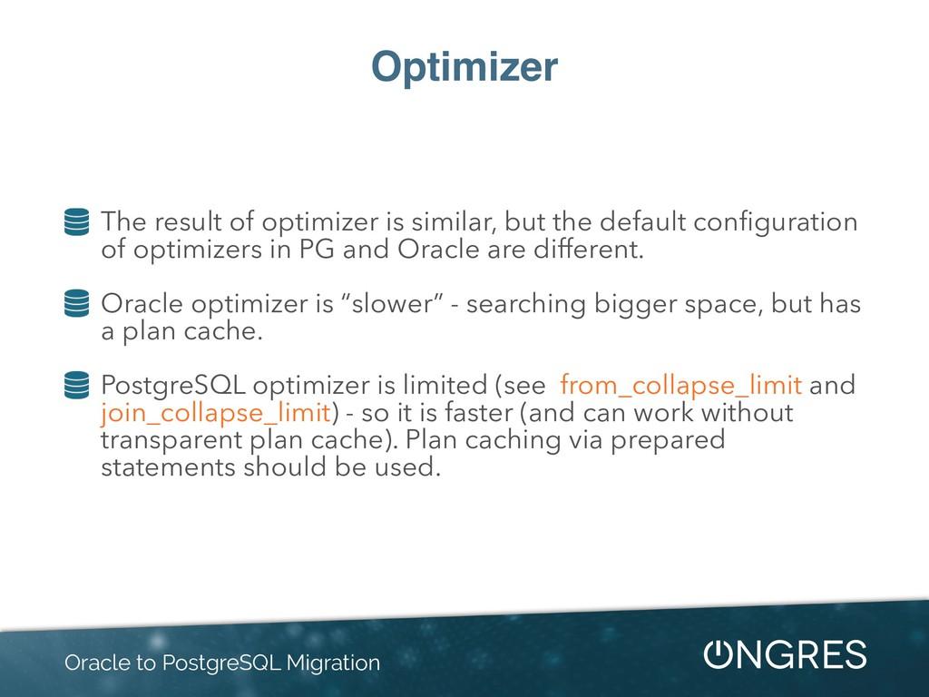 Optimizer The result of optimizer is similar, b...